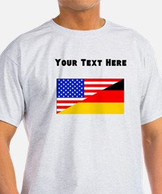 German American Flag T-Shirt