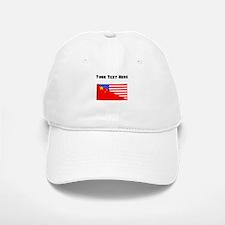 Chinese American Flag Baseball Baseball Baseball Cap