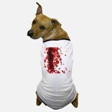 Bloody Mess Dog T-Shirt