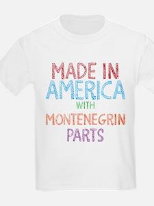 Montenegrin Parts T-Shirt