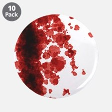 "Bloody Mess 3.5"" Button (10 pack)"