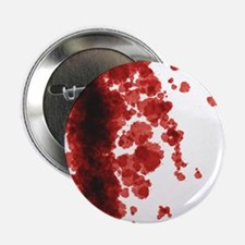 """Bloody Mess 2.25"""" Button (10 pack)"""