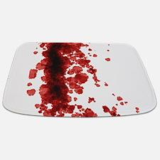 Bloody Mess Bathmat
