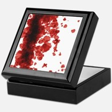 Bloody Mess Keepsake Box