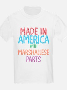 Marshallese Parts T-Shirt