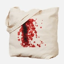 Bloody Mess Tote Bag