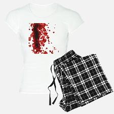 Bloody Mess pajamas