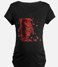 Bloody Mess Maternity T-Shirt