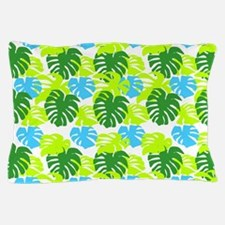 Philodendron Tropics Pillow Case