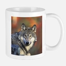 Wolf 022 Mugs