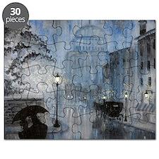 Funny Rain Puzzle