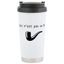 R programming magrittr Travel Coffee Mug
