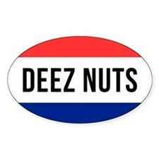 Deez Nuts 2016 Decal