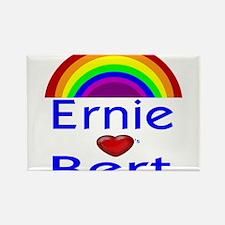 Unique Ernie Rectangle Magnet