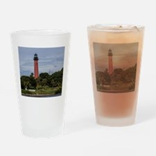 Unique Red light Drinking Glass