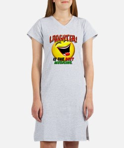 LAUGHTER IS THE BEST MED 1 pract flat.png Women's