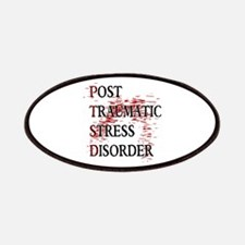PTSD POST TRAUMATIC STRESS DISORDER Patch