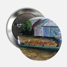 """Morning Market Boat 2.25"""" Button (10 pack)"""