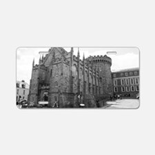 The Chapel Royal - Dublin Aluminum License Plate