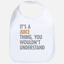 Juice Thing Bib