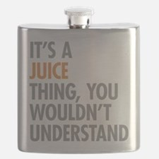 Juice Thing Flask