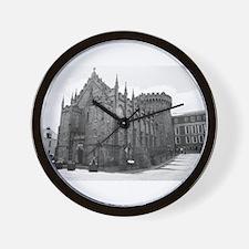 The Chapel Royal - Dublin Wall Clock