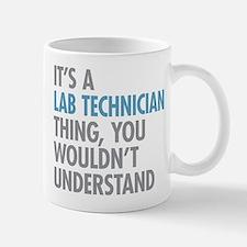 Lab Technician Thing Mugs