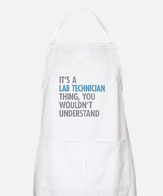 Lab Technician Thing Apron