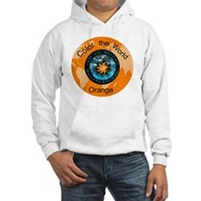CRPS RSD Color My World Orange Hoodie