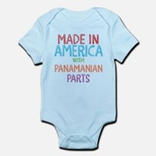 Panamanian Parts Body Suit