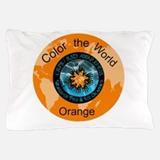CRPS RSD Color the World Orange Pillow Case