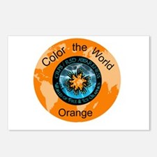 CRPS RSD Color the World Postcards (Package of 8)