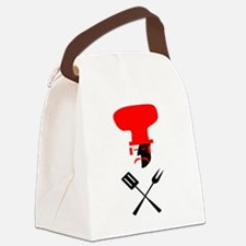 Griller Chef Canvas Lunch Bag
