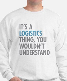 Logistics Thing Sweatshirt