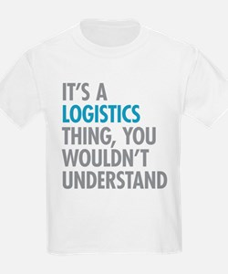 Logistics Thing T-Shirt