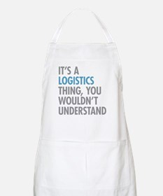 Logistics Thing Apron