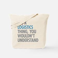 Logistics Thing Tote Bag