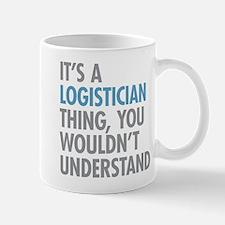 Logistician Thing Mugs