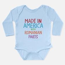 Romanian Parts Body Suit
