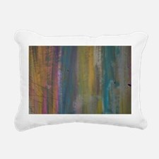 Abstract Flow Rectangular Canvas Pillow