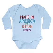 Kittian Parts Body Suit