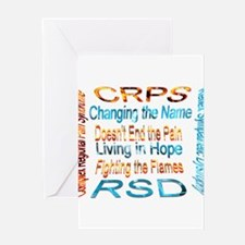 CRPS Changing the Name Doesn't End Greeting Cards