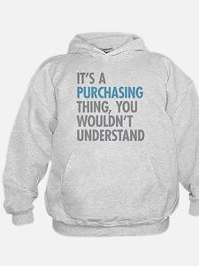Purchasing Thing Hoodie