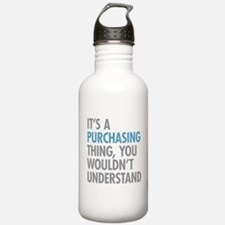 Purchasing Thing Water Bottle