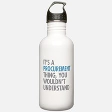 Procurement Thing Water Bottle