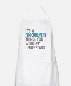 Procurement Thing Apron