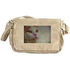turkish van 2 Messenger Bag