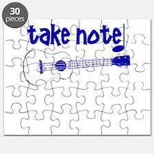 Funny Funny ukulele uke Puzzle