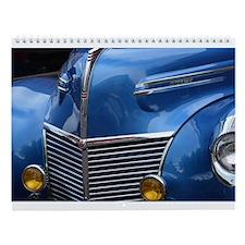Cool Antique car Wall Calendar