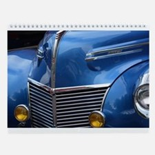 Unique Hot rods Wall Calendar